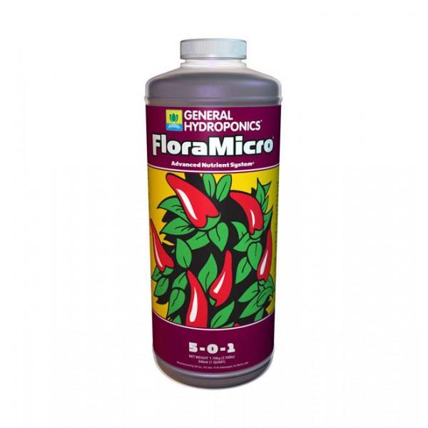 Flora micro - 1ლ - General Hydroponics