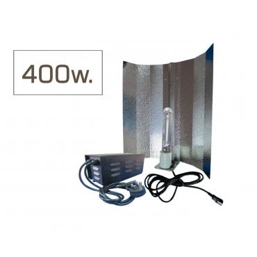 სოდიუმის კომპლექტი: 400 W.
