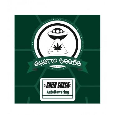 GREEN CRACK ® GHETTO...