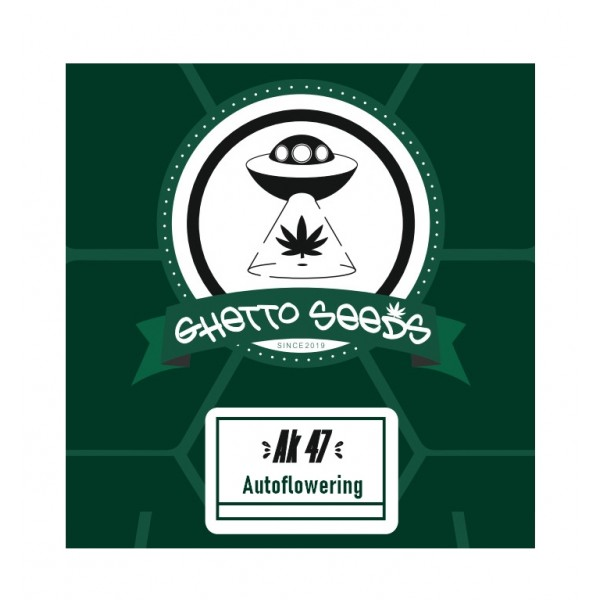 AK-47 AUTO  ® GHETTO SEEDS