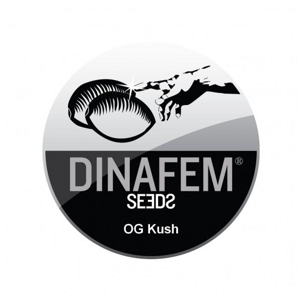 OG KUSH AUTOFLOWERING ® DINAFEM SEEDS